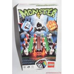 Lego 3837 Monster 4 társasjáték Új!