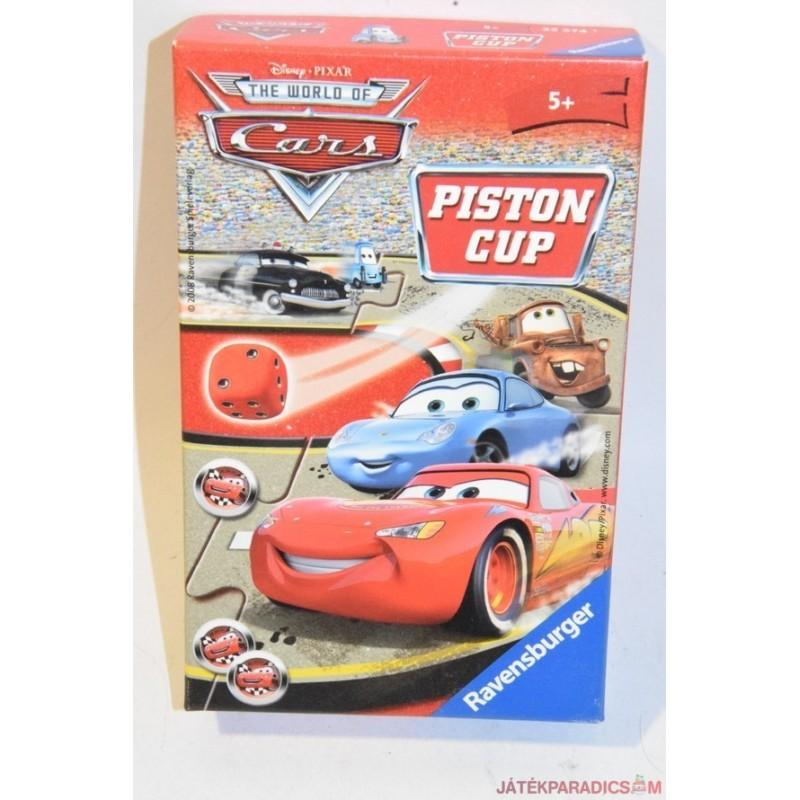 Disney Pixar Piston Kupa Verdás társasjáték