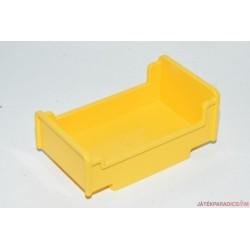 Lego Duplo sárga ágy