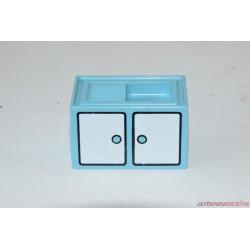 Lego Duplo kék mosogató