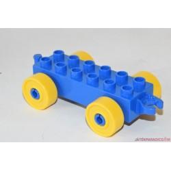 Lego Duplo kék autó alap
