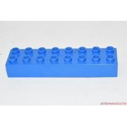 Lego Duplo kék  8-as hosszú elem