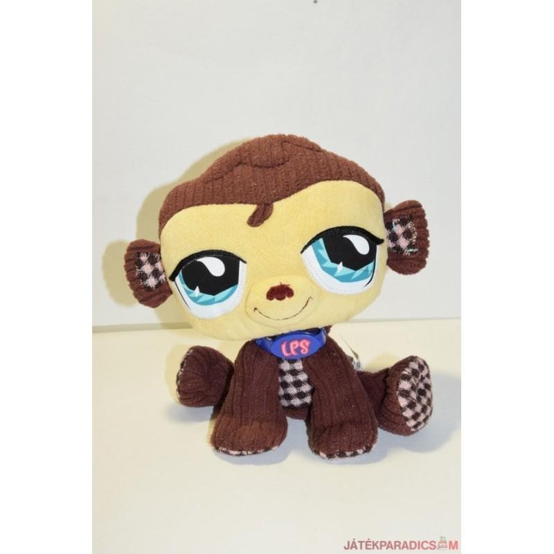 Littlest Pet Shop majom plüss