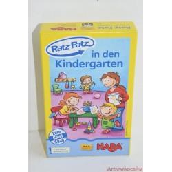 HABA 4605 Ratz Fatz in den Kindergarten társasjáték