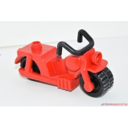 Lego Duplo piros  motor