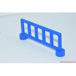 Lego Duplo kék kerítés