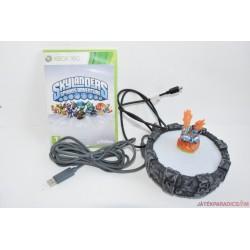 Xbox 360 Skylanders játék + pad + figura