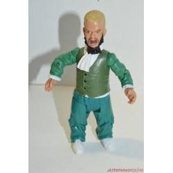 WWE JAKKS zöld ruhás Pankrátor bíró
