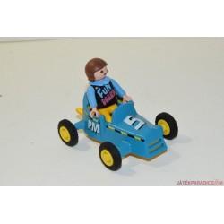 Playmobil versenyautó pilótával C/7