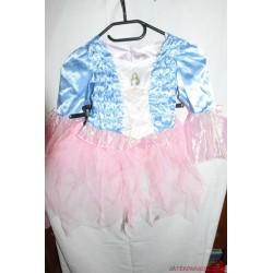 Barbie Princess kifordítható farsangi jelmez 3-5 évesnek ( B/3 )