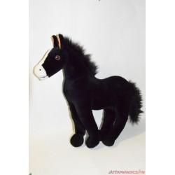 Ritkaság! IKEA KLAPPAR Horse fekete plüss ló