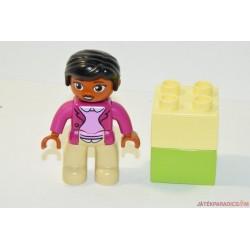 Lego Duplo kontyos nő