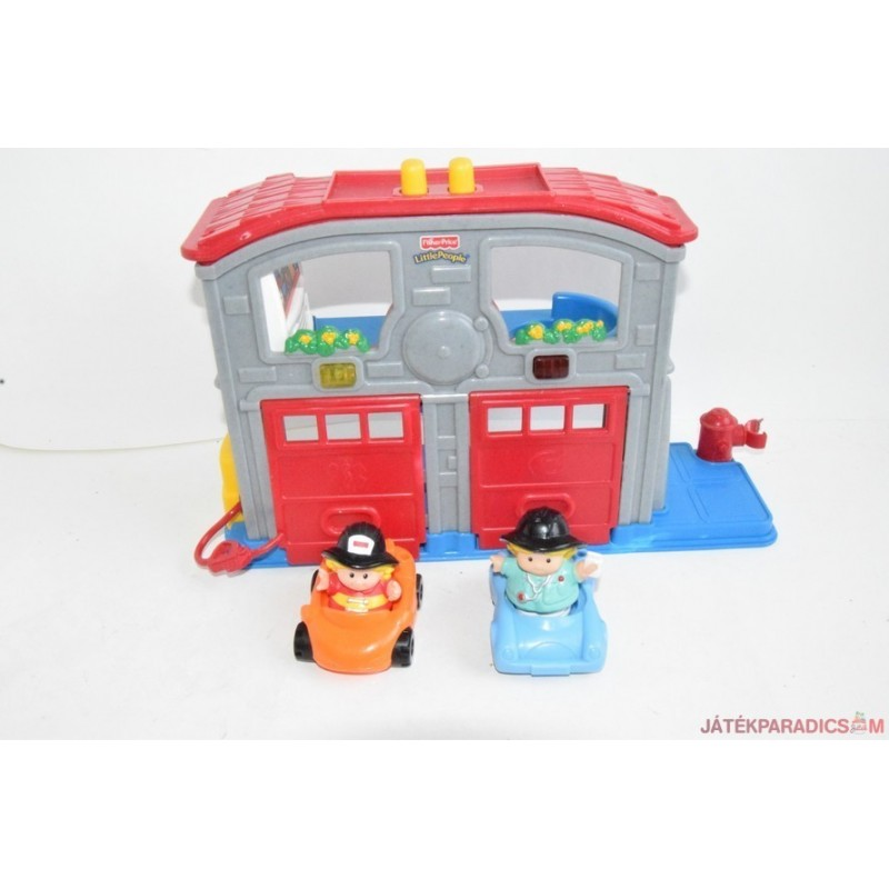 Fisher-Price Little People tűzoltóság 19
