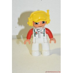 Lego Duplo Octan szerelő munkás