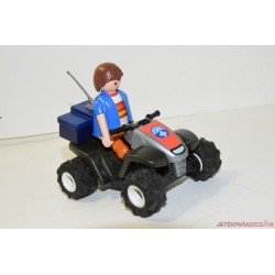 Playmobil quad versenyző D/7