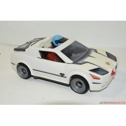 Playmobil titkosügynök sportkocsiban D/28