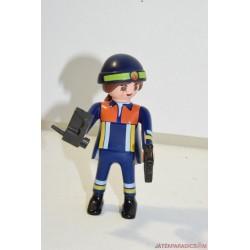 Playmobil tűzoltónő