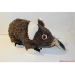 Élethű plüss patkány