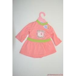 Chou Chou macis rózsaszín ruha