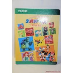 Disney szereplők kártyagyűjtő album