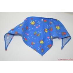 Baby Born kék kacsás kendő