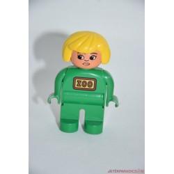 Lego Duplo állatgondozó nő