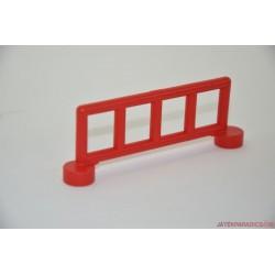 Lego Duplo piros kerítés