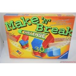 Make 'n ' Break challenge – A kihívás társasjáték