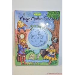 Magic Mother Goose Varázsablakos lapozó könyvecske