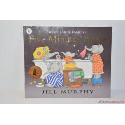 Five Minutes Peace lapozó könyvecske