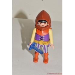 Playmobil  középkori katona karddal