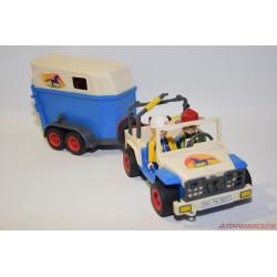Playmobil lószállító készlet K/6