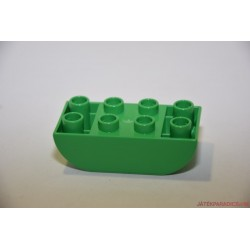 Lego Duplo zöld domború elem