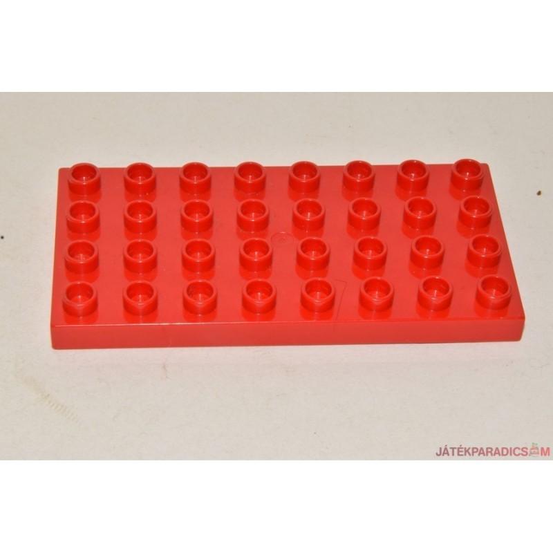 Lego Duplo piros kis alaplap