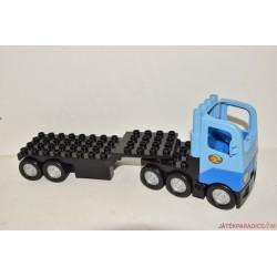 Lego Duplo pótkocsis teherautó