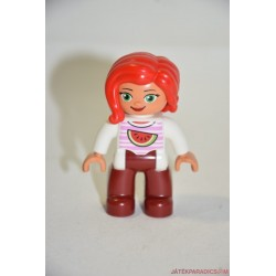 Lego Duplo dinnyeárus nő