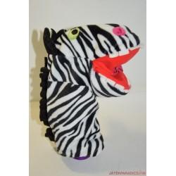 IKEA zebra plüss báb