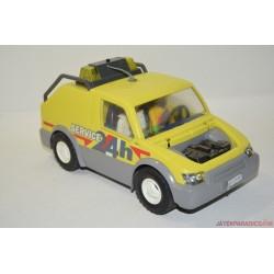 Playmobil szerviz Jeep sofőrrel K/41
