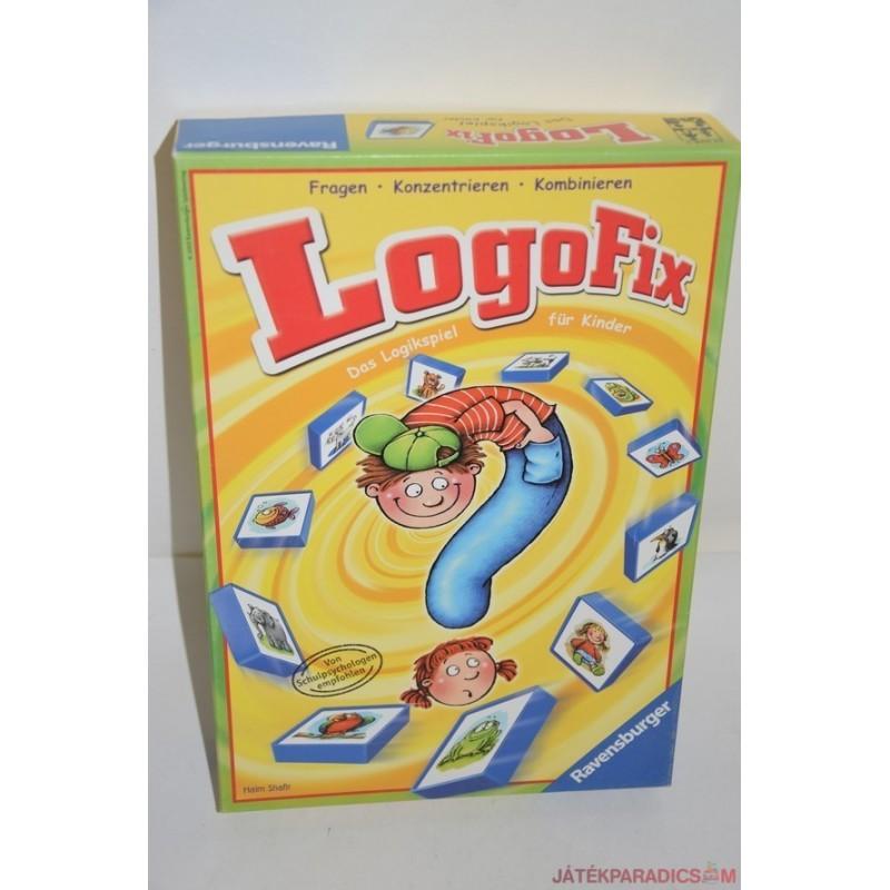 Logofix társasjáték