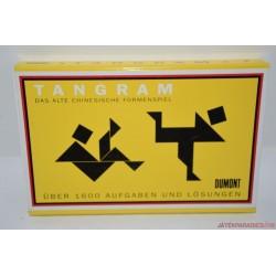 Különleges Tangram társasjáték
