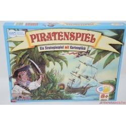 Piratenspiel Kalózos izgalmas társasjáték