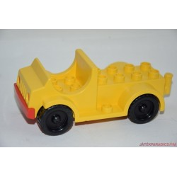 Lego Duplo sárga autó