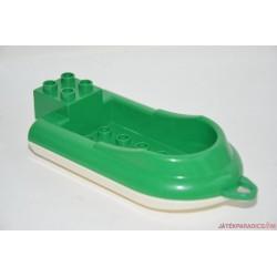 Lego Duplo zöld hajó