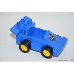 Lego Duplo kék versenyautó ( 2 )