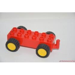 Lego Duplo autó alap, lendkerekes