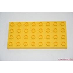 Lego Duplo sárga kis alaplap