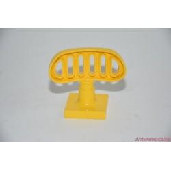 Lego Duplo sárga radar