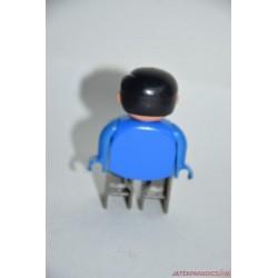 Lego Duplo férfi kék pulcsiban