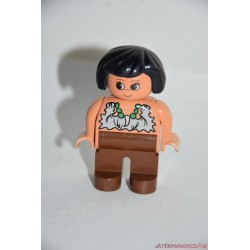 Lego Duplo ősember nő