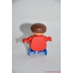 Lego Duplo kantáros nadrágos gyerek